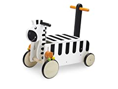 Ride On Zebra