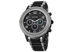 August Steiner Swiss Diamond Watch
