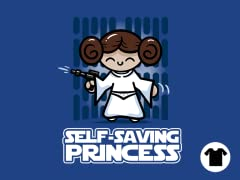 Self-Saving Princess