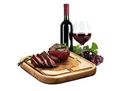Bambusi Bamboo Butcher  Cutting Board