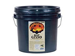 Jamaican Bat Guano 25lb Bucket