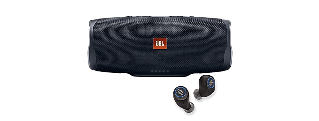 JBL Charge 4 & JBL FreeX Wireless Earbuds