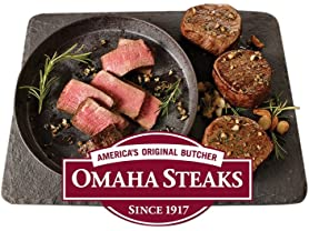 Omaha Steaks Woot Super Bowl Specials