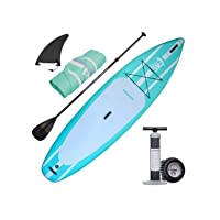 Deals on Tower Paddle Boards 10ft 4-inch Tower Mermaid iSUP Package