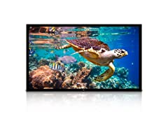 Pyle Fixed Frame Wall Projection Screens