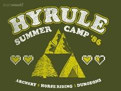 Camp Hyrule