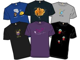 Check out these Tees by Jasneko!