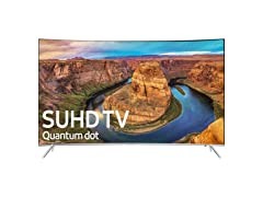 "Samsung 65"" Class KS8500 Curved 4K SUHD TV"