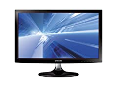 "Samsung 19.5"" SC200BL LED HD Monitor - Black/Rose"