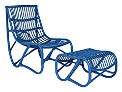 Shenandoah Chair, Blue