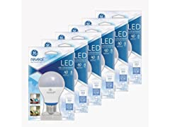 Halogen Dimmable Reveal A19 Bulb (6-pack)