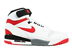 Air Revolution - White/Red