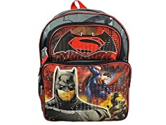 "Batman v Superman 16"" Cargo Backpack"