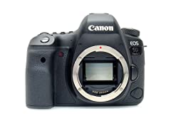 Canon EOS 6D Mark II DSLR Camera Body (WiFi)