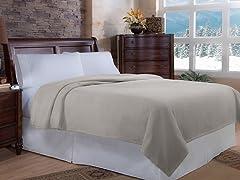 MacroMink Electric Warming Blanket- 2 Sizes