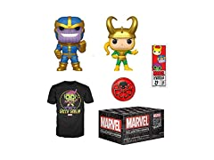 Funko Marvel Corps Subscription Box