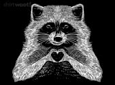 Love Raccoon