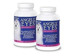 Angels' Eyes Beef Liver Flavor, 120gm, 2-Pack