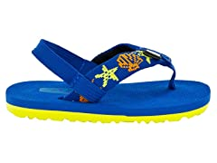 Mush Sandal - Blue (Toddler 4-7)