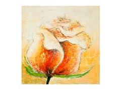 32 X 32 Flower Wall Art