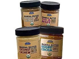 Manna Organics Nut Butter (4)