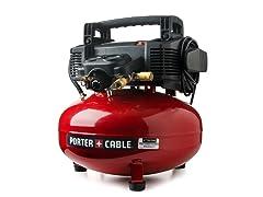 Porter-Cable 6 gal Oil-Free Compressor