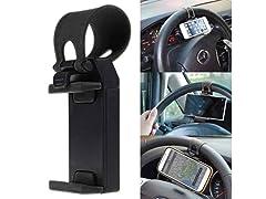Maze Univ Car Steering Wheel Phone Mount