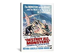 Destroy All Monsters (2-Sizes)