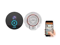 iPM 720p iDoorbell Wi-Fi & Video IP Cam