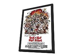 Rock n Roll High School 27x40 Framed