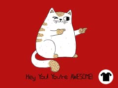 Hey You, You're Awesome!