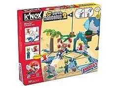 K'NEX New Super Mario Bros. 2 Beach Set