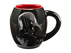 Darth Vader 18 oz. Ceramic Oval Mug