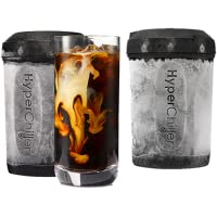 2-Pack HyperChiller HC2 Patented Coffee/Beverage Cooler 12.5-Oz.