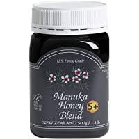 2 Pack Manuka Honey Blend (5+) (1.1 lb.)