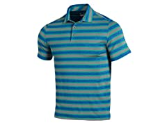 Under Armour Kinetic Stripe Polo (Small & XL)