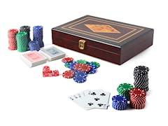 Executive Poker Set
