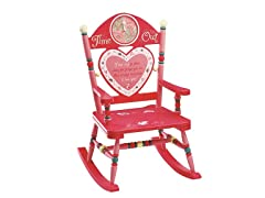 Pink Time Out Rocker