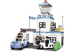 Police Department Action Play Set