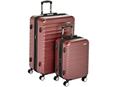 AmazonBasics Two-Piece Luggage Set