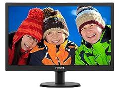 "Philips 19.5"" HD+ LED Monitor"