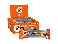 Gatorade Whey Protein Bar PB Choc, 12ct
