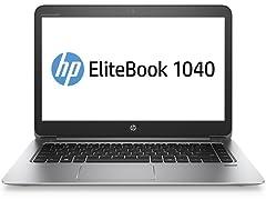 "HP EliteBook 1040-G3 14"" 512GB Intel i7 Ultrabook"