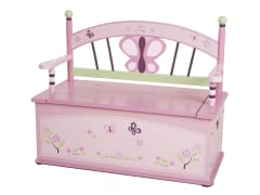 Sugar Plum Toy Box