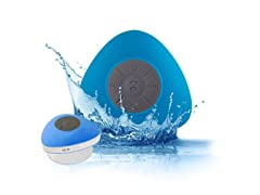 Purtech Bluetooth shower speaker