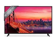 "VIZIO SmartCast E-Series 55"" UHD 4k TV"
