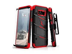 ZIZO Bolt Series for Samsung Galaxy S8 Plus Case