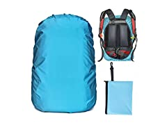 Waterproof Backpack Rain Cover, 30-40L