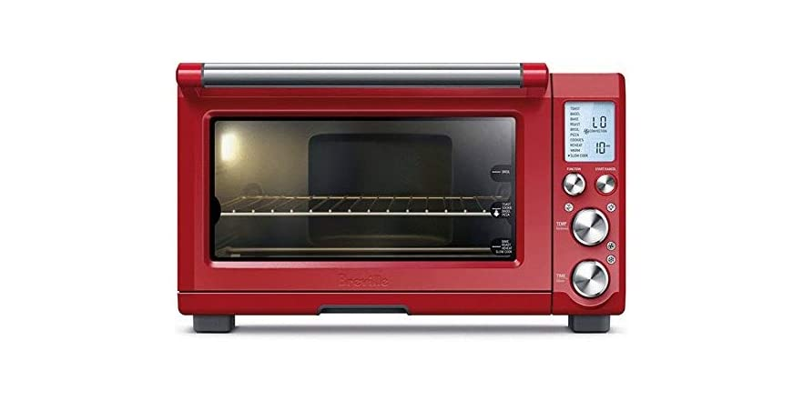 Breville The Smart Oven Pro Cranberry Red