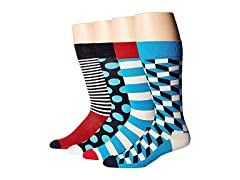 Happy Socks Assorted Colorful Gift Box